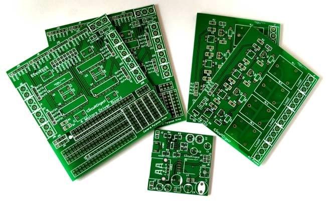 اهمیت طراحی برد مدار چاپی