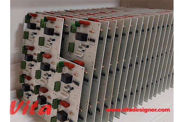 طراحی برد الکترونیکی ارزان