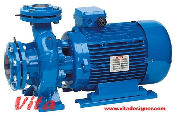 برد ست کنترل پمپ آب طراحی شده توسط شرکت ویتا