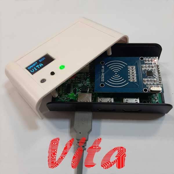 برد کنترلر HDMI که میتوانید از راه دور توسط تلفن همراه با ارتباط WIFI آن را کنترل کنید